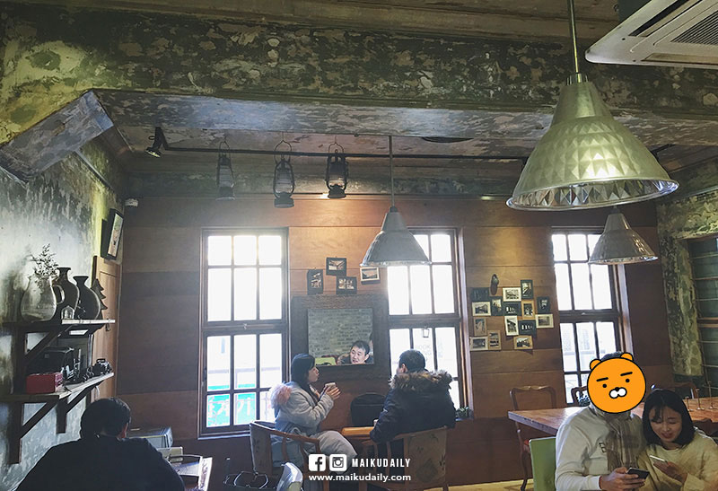 大邱咖啡店 mixcafe BOOKSUNGRO