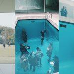 金澤21世紀美術館 金澤必遊景點 游泳池