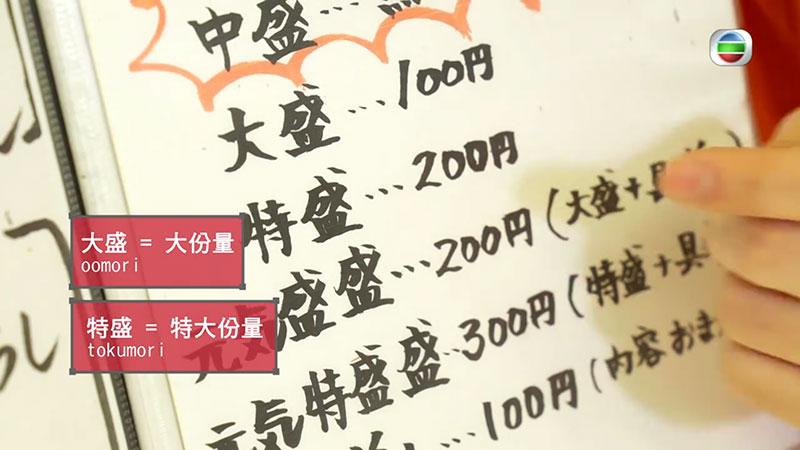 無綫 周遊東京 野口鮮魚店 海鮮丼
