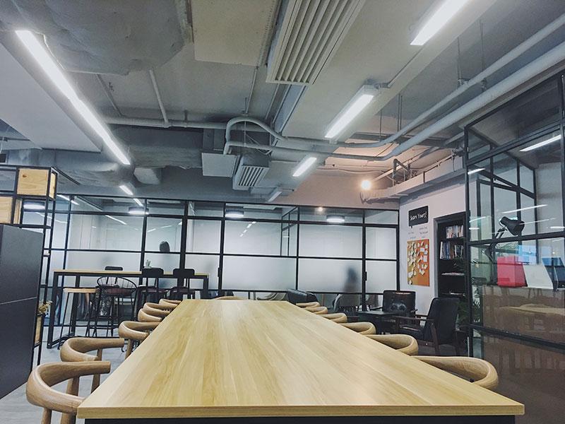 銅鑼灣 自修室 樓上 MyBASE 共享工作空間 寧靜