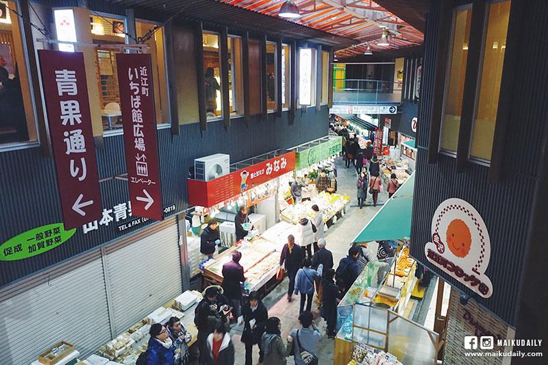 近江町市場 金澤 超豪華海鮮丼午餐 立吞海膽 蟹 海鮮美食