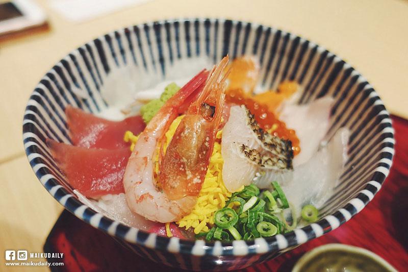 博多海鮮食堂 魚吉 海鮮丼 福岡 Solaria Stage
