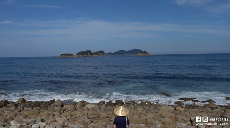 出羽島 德島縣 日本離島
