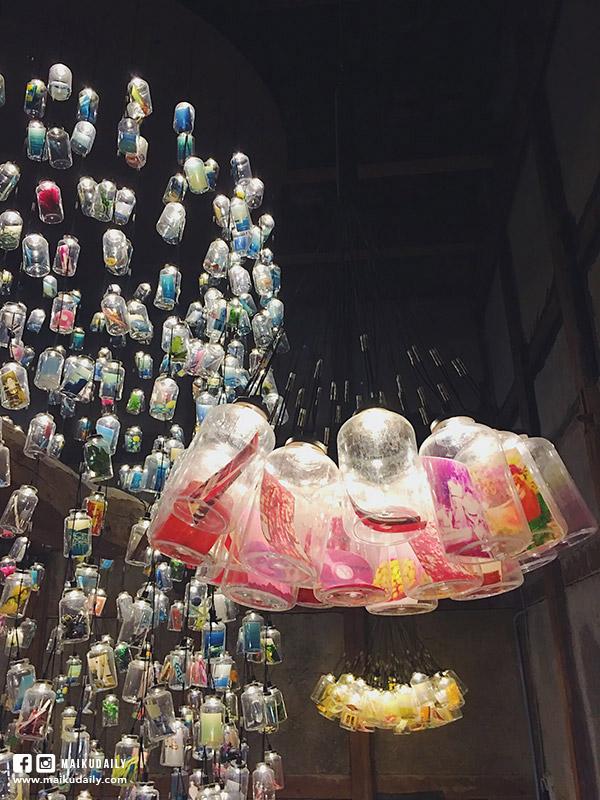 男木島 瀨戶內海跳島遊 香川縣 藝術祭 栗真由美 記憶之瓶