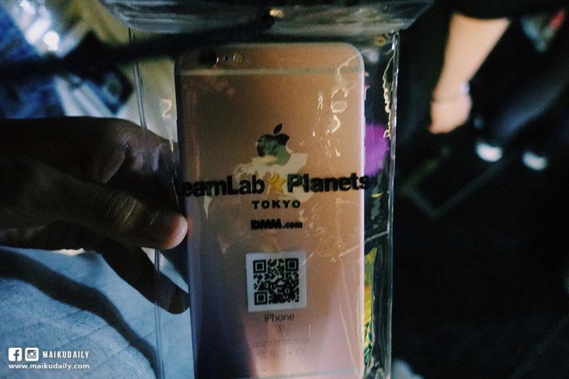 teamLab Planets TOKYO 東京 豐洲 限定光動互動展覽