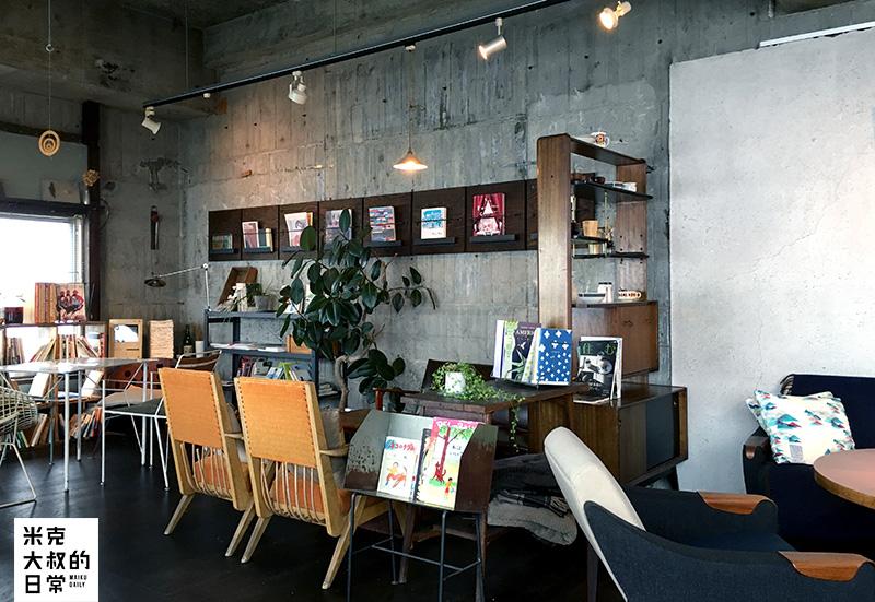 北浜Alley cafe kamomeya 香川 高松 咖啡店