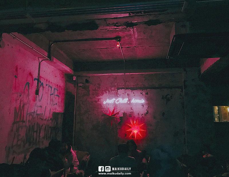 【韓國‧大邱】 Relax053 打開自販機門 走進型格酒吧