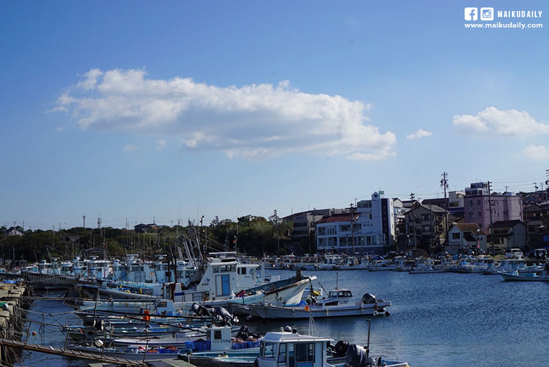 日間賀島漁港