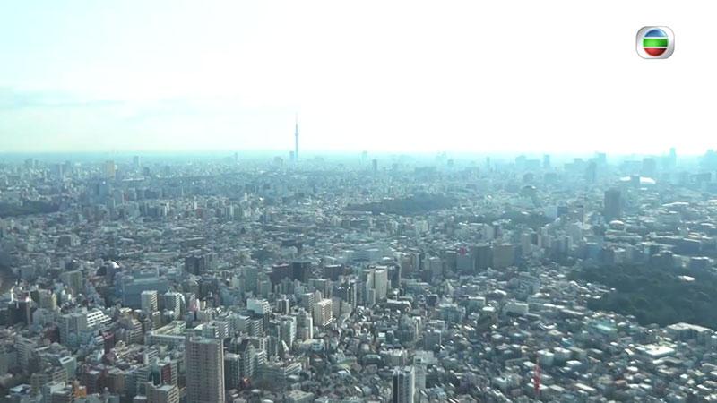 無綫 周遊東京 周奕瑋 池袋Sky Cirus陽光60展望台