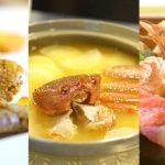 無綫 周遊東京 毛蟹蘿蔔鍋 海鮮丼 全海膽宴