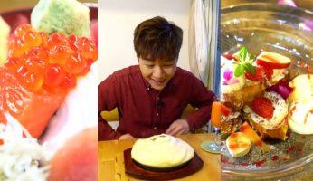 【周遊東京】白雲蛋包飯|鮮魚直營店海鮮丼|奧澀谷一日散策
