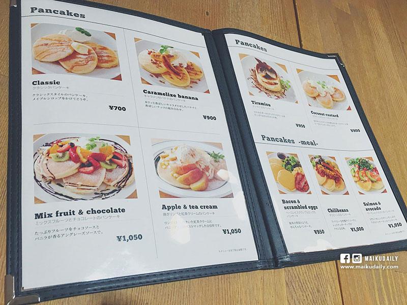 gram 鬆餅 每日限定60份超人氣 日本美食
