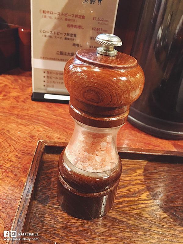 秋葉原美食 燒牛肉丼 ローストビーフ大野 東京