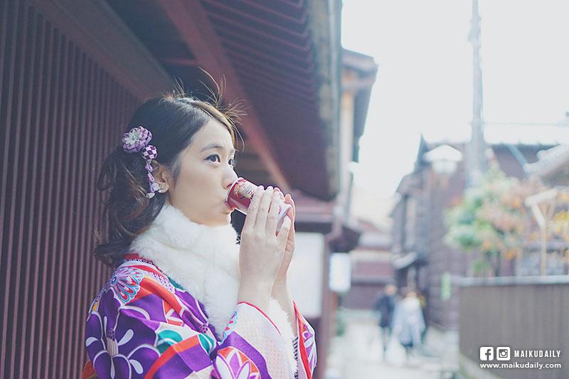 賞楓 金澤景點 東茶屋街散策