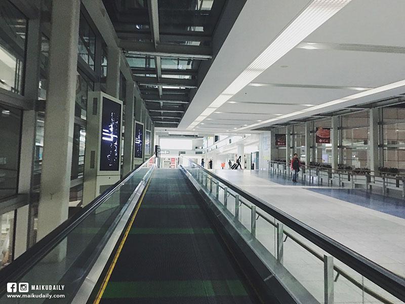 名古屋機場出市區