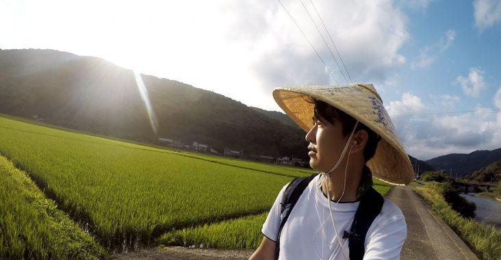 四國遍路 45天 | 1200公里徒步日記 總集合【2018夏】