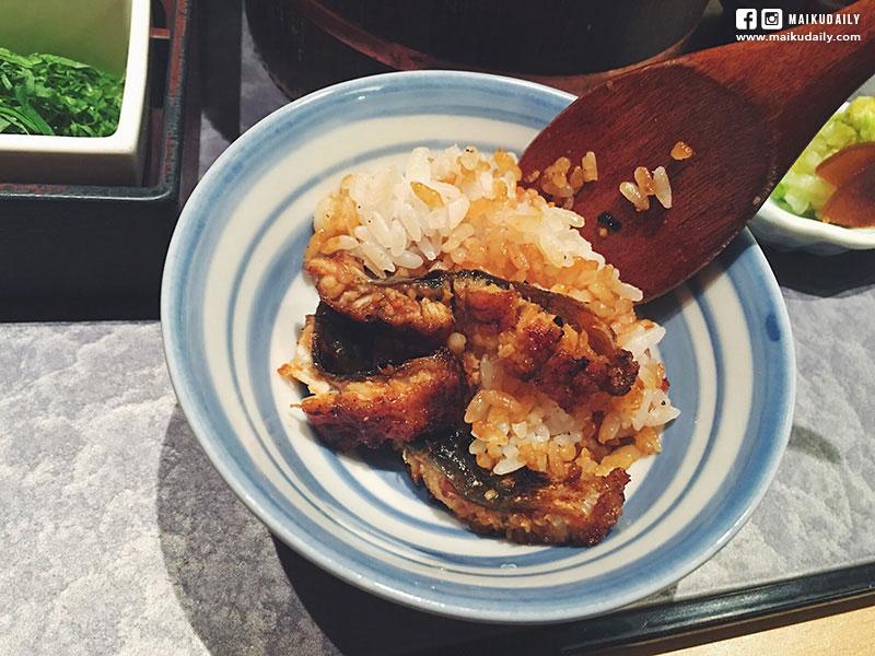 鰻魚飯三食 まるや本店 名古屋美食 名古屋車站 名鐵百貨美食街