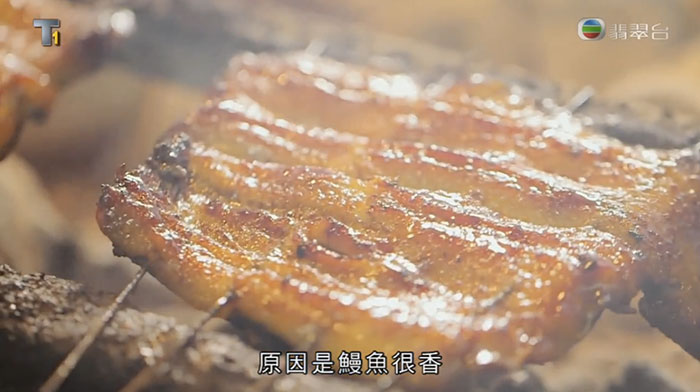 森美旅行團 京都 京極かねよ 大正時代 鰻魚飯老店 鰻魚玉子飯
