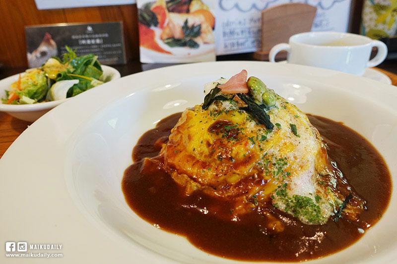 德島 山河內 odori 阿波尾雞料理Cafe