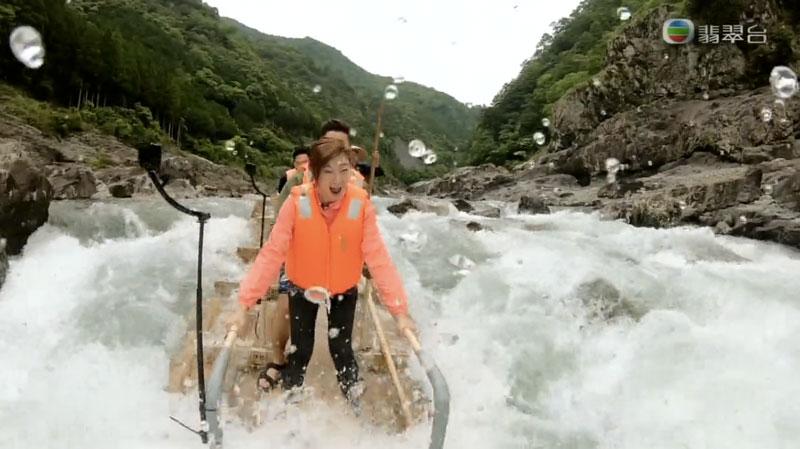 森美旅行團2 和歌山 北山川激流木筏