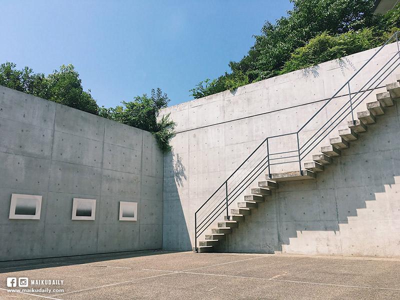 直島 瀨戶內海 Benesse House