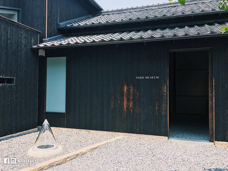 直島 瀨戶內海 ANDO MUSEUM 安藤忠雄