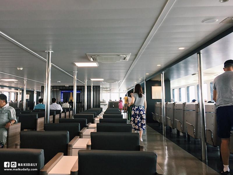 直島 瀨戶內海 高松 渡輪