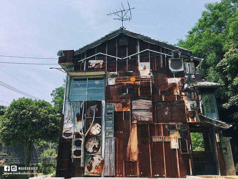 直島 瀨戶內海 家プロジェクト (Art House Project)