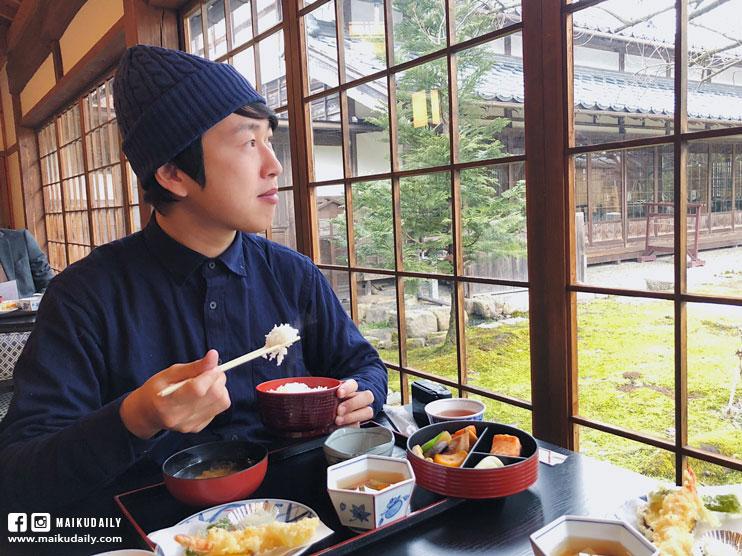 北方文化博物館 羽釜炊飯體驗