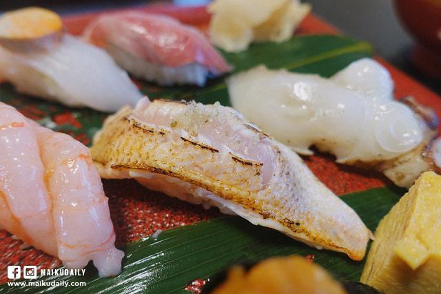 午餐 せかい鮨 極致壽司套餐