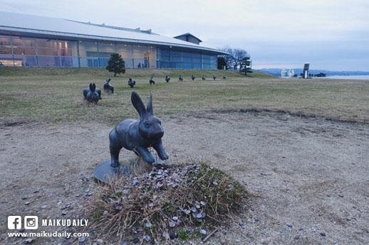 松江 島根縣立美術館