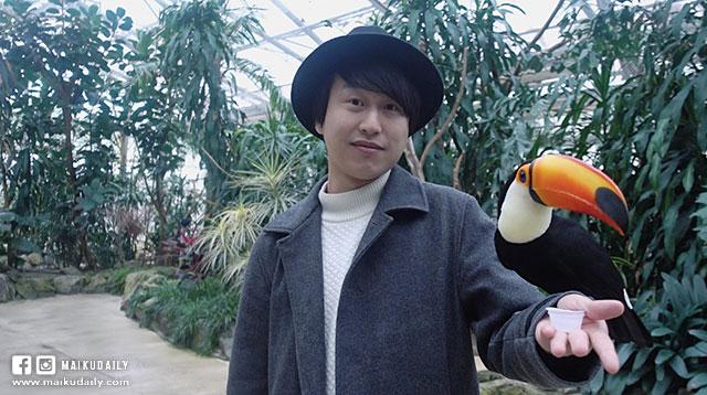 松江花鳥園 松江フォーゲルパーク