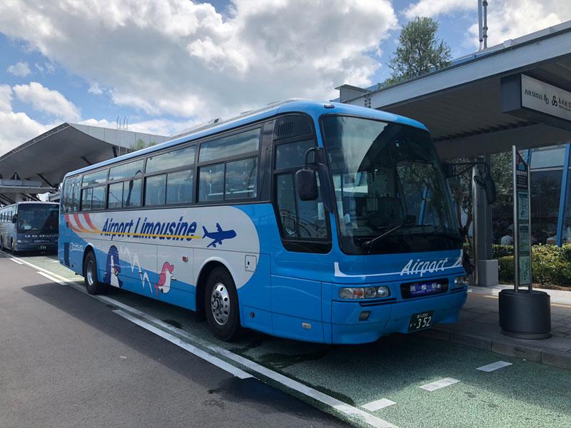 機場巴士至高松車站