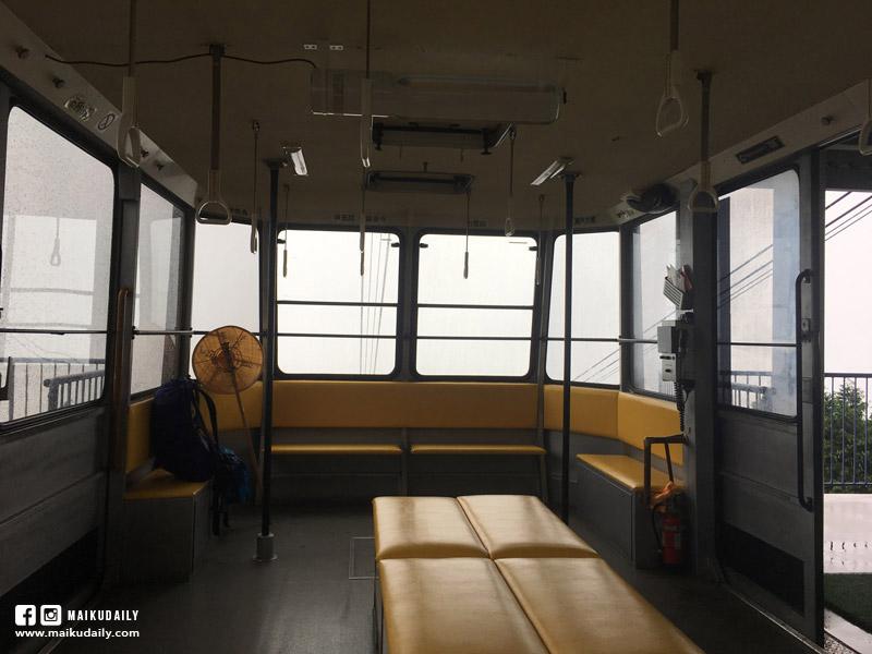 雲邊寺登山纜車