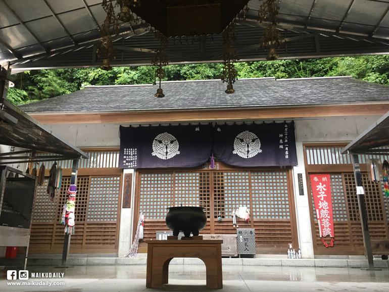香川遍路 神惠院