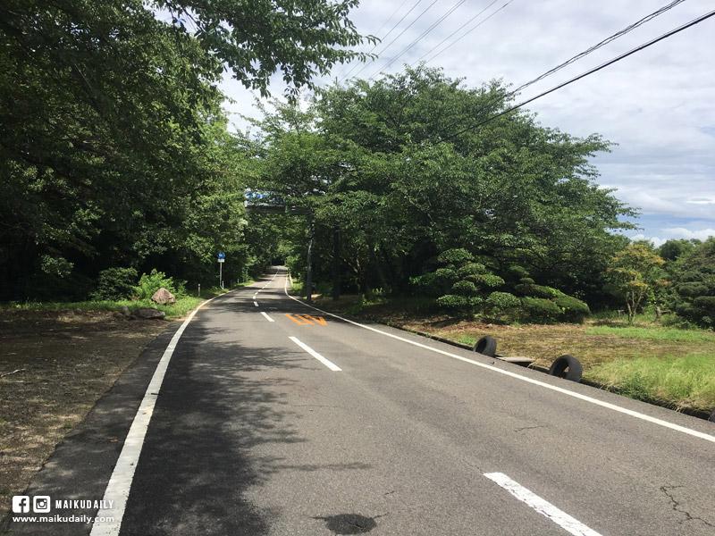 香川遍路 根香寺道