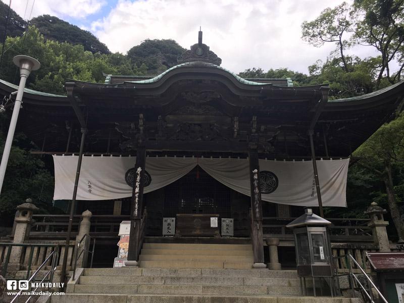 香川遍路 第85番 八栗寺