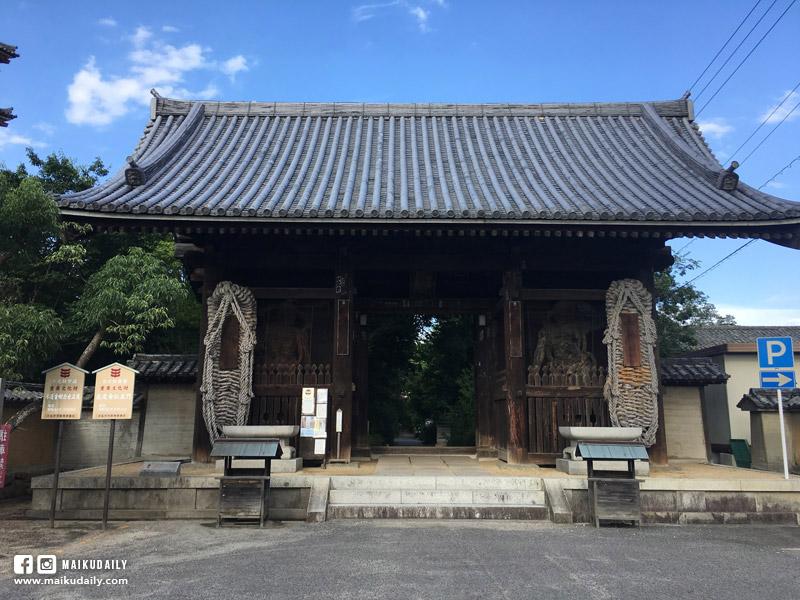 香川遍路 第86番 志度寺