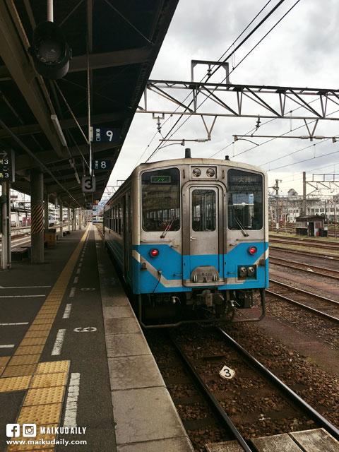 愛媛縣松山市 松山車站 予讚線