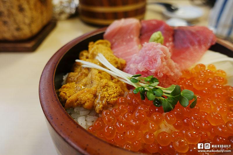 那珂湊魚市場 海花亭 必吃海鮮丼