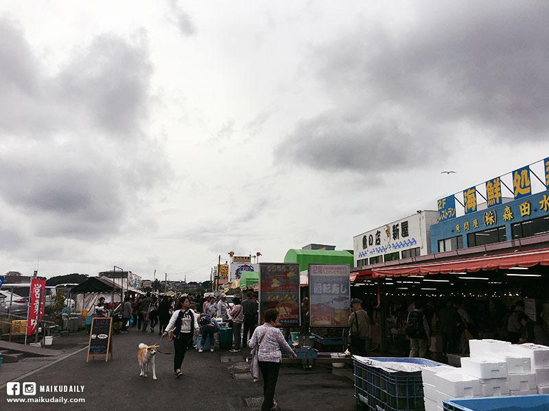 那珂湊魚市場一日遊