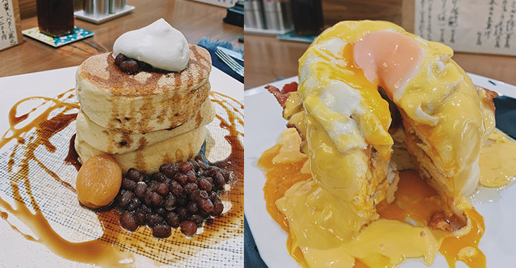 淺草必吃美食 紅鶴 鬆餅 Pancake