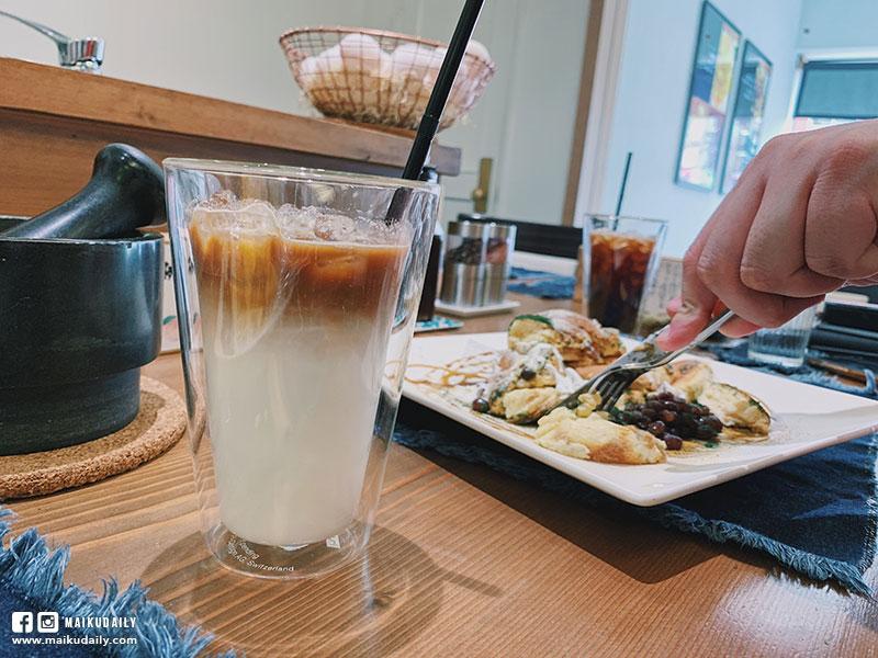 紅鶴 淺草 鬆餅 Pancake