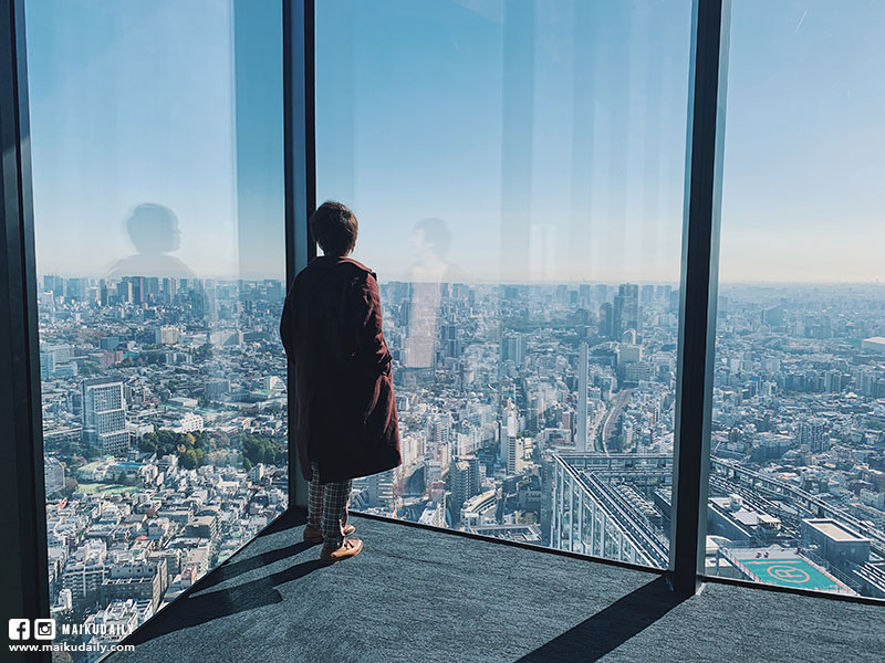 澀谷Shibuya Sky SKY GALLERY