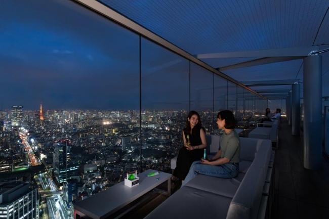澀谷Shibuya Sky夜景